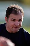 Patumahoe coach Craig Carter. Counties Manukau Premier Club Rugby, Patumahoe vs Karaka played at Patumahoe on Saturday 22nd April 2006. Karaka won 19 - 6.