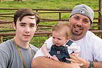 Family Photos on the Chapman Family Ranch.