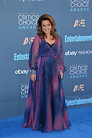 Katy Mixon at the 22nd Annual Critics' Choice Awards at Barker Hangar, Santa Monica Airport. <br /> December 11, 2016<br /> Picture: Paul Smith/Featureflash/SilverHub 0208 004 5359/ 07711 972644 Editors@silverhubmedia.com