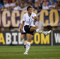 Shannon Boxx. The USWNT defeated Sweden, 3-0.