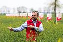 27/04/17 - DABROWKA - POLOGNE - Reportage COLZA, Station de recherche de Dabrowka. Leszek CHWALISZ – Product Manager/Responsable Produit Pologne - Photo Jerome CHABANNE