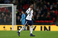 Danny Rose of Tottenham Hotspur is substituted during Tottenham Hotspur vs Newport County, Emirates FA Cup Football at Wembley Stadium on 7th February 2018