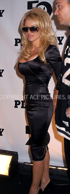 Pamela Anderson attends Playboy's 50th Anniversary Party in New York. December 4, 2003. ..Please byline: AJ SOKLANER/NY Photo Press.   ..*PAY-PER-USE*      ....NY Photo Press:  ..phone (646) 267-6913;   ..e-mail: info@nyphotopress.com