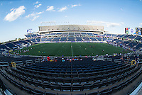 Orlando, FL - Thursday June 23, 2016: Camping World Stadium prior to a regular season National Women's Soccer League (NWSL) match between the Orlando Pride and the Houston Dash at Camping World Stadium.