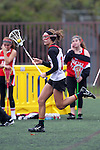 Santa Barbara, CA 02/19/11 - Jessie Lowy (Chaparral #18) in action during the Memorial - Chaparral game at the 2011 Santa Barbara Shootout.