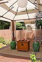 Japanese style Outdoor Garden Teahouse