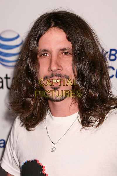 CISCO ADLER.AT&T's BlackBerry Curve Launch Party at the Beverly Wilshire Hotel, Beverly Hills, California, USA,.31 May 2007..portrait headshot beard moustache long hair .CAP/ADM/BP.©Byron Purvis/AdMedia/Capital Pictures.