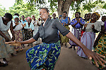 "Women sing and dance a song about global climate change in Chidyamanga, a village in southern Malawi that has been hard hit by drought in recent years, leading to chronic food insecurity, especially during the ""hunger season,"" when farmers are waiting for the harvest. ""We are always hungry because of climate change, droughts and floods,"" states the song's chorus. Indeed, climate change has produced dramatic shifts in the area's rains in recent years, creating a real crisis for formers who have long lived from rain-fed crops.agricultural yields."