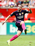 FC Barcelona's Paco Alcacer during La Liga match. September 24,2016. (ALTERPHOTOS/Acero)