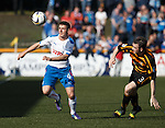 Fraser Aird and Mark Docherty