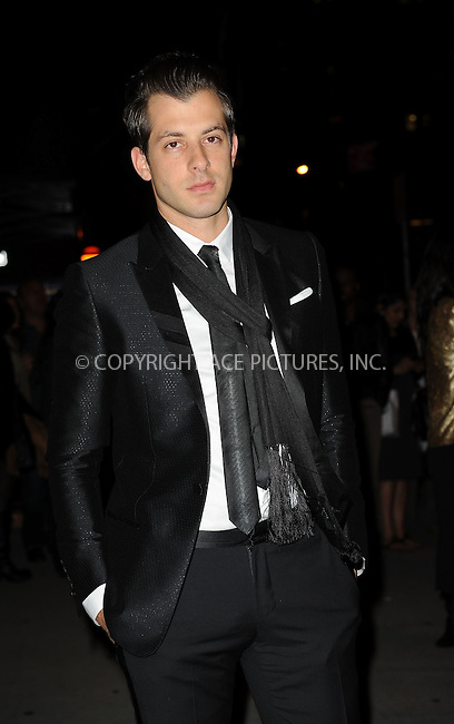 WWW.ACEPIXS.COM . . . . . ....October 22 2009, New York City....Mark Ronson arriving at the Fashion Group International's 26th annual Night Of Stars at Cipriani, Wall Street on October 22, 2009 in New York City.....Please byline: KRISTIN CALLAHAN - ACEPIXS.COM.. . . . . . ..Ace Pictures, Inc:  ..tel: (212) 243 8787 or (646) 769 0430..e-mail: info@acepixs.com..web: http://www.acepixs.com