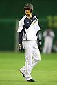 Seiji Kobayashi (JPN),<br /> NOVEMBER 15, 2014 - Baseball : <br /> 2014 All Star Series Game 3 between Japan 4-0 MLB All Stars <br /> at Tokyo Dome in Tokyo, Japan. <br /> (Photo by Shingo Ito/AFLO SPORT)[1195]