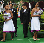 Daisy Chain, Vassar College Commencement, May 23, 2010