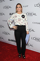 BROOKLYN, NY - NOVEMBER 13: Drew Barrymore  at Glamour's 2017 Women Of The Year Awards at the Kings Theater in Brooklyn, New York City on November 13, 2017. Credit: John Palmer/MediaPunch