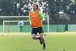 11.09.2017, Trainingsgelaende, Bremen, GER, 1.FBL, Training SV Werder Bremen<br /> <br /> im Bild<br /> Jesper Verlaat (Werder Bremen #28), <br /> <br /> Foto &copy; nordphoto / Ewert