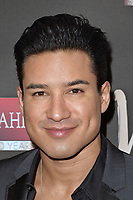LOS ANGELES, CA- NOV. 30: Mario Lopez at the 30th Anniversary AIDS Healthcare Foundation Concert at the Shrine Auditorium in Los Angeles on November 30, 2017 Credit: Koi Sojer/Snap'N U Photos/Media Punch