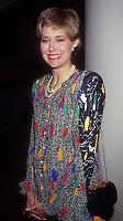 Jane Pauley, 1989, Photo By Michael Ferguson/PHOTOlink