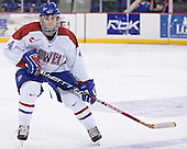 Kelly Sullivan - The Boston College Eagles defeated the University of Massachusetts-Lowell River Hawks 4-3 in overtime on Saturday, January 28, 2006, at the Paul E. Tsongas Arena in Lowell, Massachusetts.