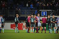 VOETBAL: HEERENVEEN: 26-11-2016, Abe Lenstra Stadion, SC Heerenveen - AJAX, uitslag 0-1, ©foto Martin de Jong