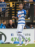 Danny LOADER of Reading during the Friendly match between Reading and Vitesse Arnhem at Adams Park, High Wycombe, England on 29 July 2017. Photo by Kevin Prescod / PRiME Media Images.<br /> **EDITORIAL USE ONLY FA Premier League and Football League are subject to DataCo Licence.