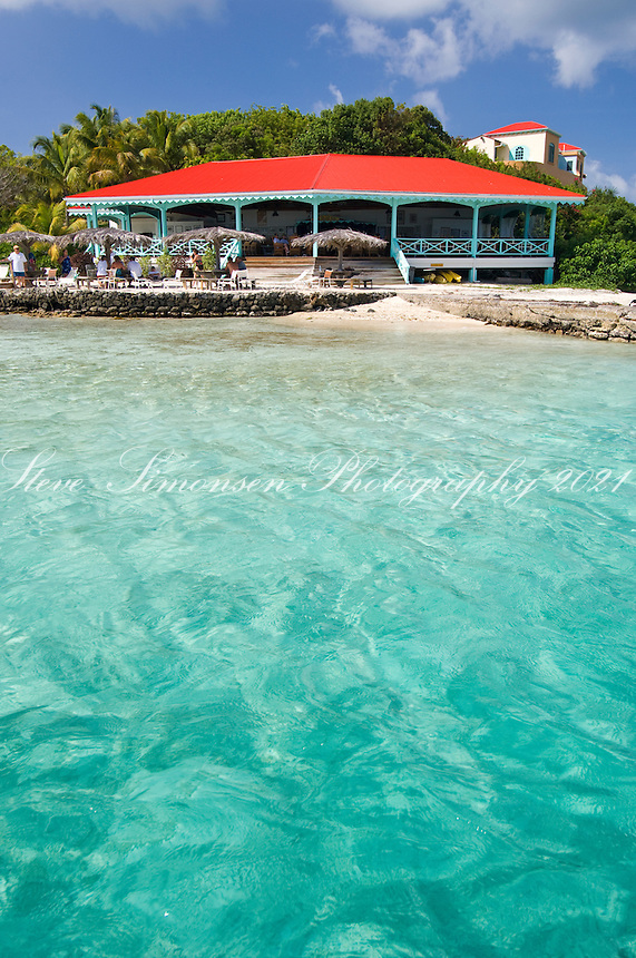 Pusser's Outpost<br /> Marina Cay<br /> British Virgin Islands