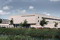 Nederland  Zaanstad -  2019. Justitieel Complex Zaanstad.  Foto Berlinda van Dam / Hollandse Hoogte