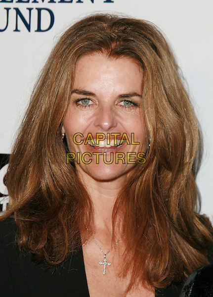MARIA SHRIVER.Chairman & CEO Tom Rothman at the Annual Stars 2006 Benefit Gala held at the Beverly Hilton Hotel, Beverly Hills, California, USA, 16 October 2006..portrait headshot .Ref: ADM/CH.www.capitalpictures.com.sales@capitalpictures.com.©Charles Harris/AdMedia/Capital Pictures.