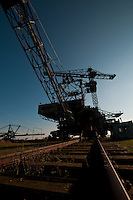 """Ferropolis, """"the city of iron"""" is an open museum of old huge industrial machines in Gräfenhainichen, a city near Dessau, Germany. This is a second visit."""