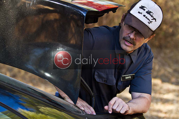 """Michael Biehn<br /> Behind The Scenes of """"The Girl"""" Directed by Jennifer Blanc-Biehn, Private Location, Los Angeles, CA 10-05-13<br /> DailyCeleb.com 818-249-4998"""