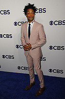 www.acepixs.com<br /> May 17, 2017  New York City<br /> <br /> Jermaine Fowler attending the 2017 CBS Upfront party at The Plaza Hotel on May 17, 2017 in New York City.<br /> <br /> Credit: Kristin Callahan/ACE Pictures<br /> <br /> <br /> Tel: 646 769 0430<br /> Email: info@acepixs.com