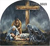 Dona Gelsinger, EASTER RELIGIOUS, paintings(USGE8910,#ER#) Ostern, religiös, Pascua, relgioso, illustrations, pinturas