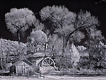 Early Spring at Crescent Moon Ranch (Infrared)