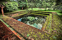 Amongst the ruins of an old city lies this ancient pool, thought to be reserved for royalty. (Photo by Matt Considine - Images of Asia Collection)