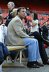 8 May 2004: United States Men's National Team head coach Bruce Arena. DC United tied the Columbus Crew 1-1 at RFK Stadium in Washington, DC during a regular season Major League Soccer game..