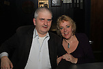 Colm and Neasa Mhic Dhonncha in Cairnes...Photo NEWSFILE/Jenny Matthews..(Photo credit should read Jenny Matthews/NEWSFILE)