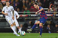 Ivan Rakitic, Toni Kroos<br /> 18/12/2019 <br /> Barcelona - Real Madrid<br /> Calcio La Liga 2019/2020 <br /> Photo Paco Largo Panoramic/insidefoto <br /> ITALY ONLY