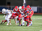 2017 HS Football: Sam Houston vs. Bowie