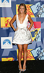 LOS ANGELES, CA. - September 07: TV personality Lauren Conrad poses in the press room at the 2008 MTV Video Music Awards at Paramount Pictures Studios on September 7, 2008 in Los Angeles, California.