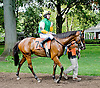 Written Word with Steven Crawford before The International Gentleman Fegentri Race at Delaware Park on 9/8/12