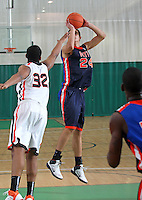April 8, 2011 - Hampton, VA. USA; Josip Mikulic participates in the 2011 Elite Youth Basketball League at the Boo Williams Sports Complex. Photo/Andrew Shurtleff