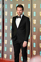 LONDON, UK - FEBRUARY 10: Bradley Cooper  at the 72nd British Academy Film Awards held at Albert Hall on February 10, 2019 in London, United Kingdom. Photo: imageSPACE/MediaPunch<br /> CAP/MPI/IS<br /> ©IS/MPI/Capital Pictures