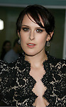 """HOLLYWOOD, CA. - September 03: Rumer Willis arrives at the Los Angeles premiere of """"Sorority Row"""" at the ArcLight Hollywood theater on September 3, 2009 in Hollywood, California."""
