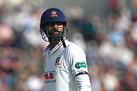 Varun Chopra of Essex during Yorkshire CCC vs Essex CCC, Specsavers County Championship Division 1 Cricket at Scarborough CC, North Marine Road on 7th August 2017