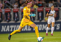 Boyds,MD. - Saturday, September 28  2019: The Washington Spirit defeated the North Carolina Courage 2-1 in a NWSL match at the Maryland SoccerPlex.