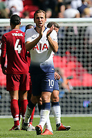 Harry Kane of Tottenham Hotspur after Tottenham Hotspur vs Liverpool, Premier League Football at Wembley Stadium on 15th September 2018