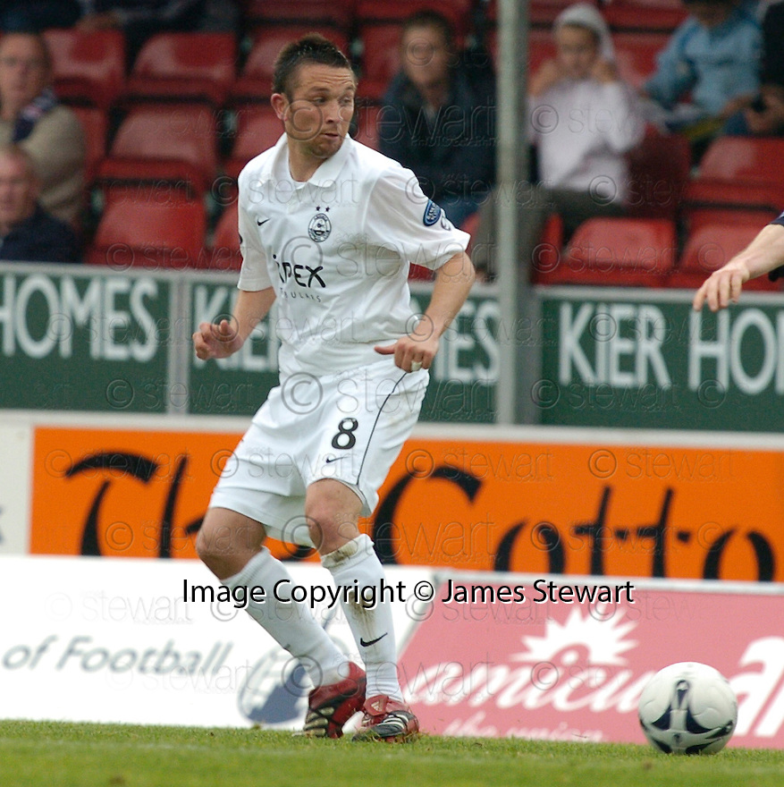 16/09/2006        Copyright Pic: James Stewart.File Name : sct_jspa22_falkirk_v_aberdeen.ABERDEEN'S BARRY NICHOLSON....Payments to :.James Stewart Photo Agency 19 Carronlea Drive, Falkirk. FK2 8DN      Vat Reg No. 607 6932 25.Office     : +44 (0)1324 570906     .Mobile   : +44 (0)7721 416997.Fax         : +44 (0)1324 570906.E-mail  :  jim@jspa.co.uk.If you require further information then contact Jim Stewart on any of the numbers above.........