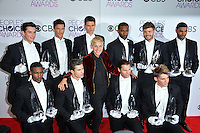 Ellen DeGeneres &amp; Total People's Choice Awards at the 2017 People's Choice Awards at The Microsoft Theatre, L.A. Live, Los Angeles, USA 18th January  2017<br /> Picture: Paul Smith/Featureflash/SilverHub 0208 004 5359 sales@silverhubmedia.com