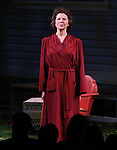 "Annette Bening during the Broadway Opening Night Curtain Call for ""All My Sons"" at The American Airlines Theatre on April 22, 2019  in New York City."