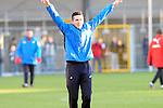 Hoffenheim 03.01.2009, 1.Fu&szlig;ball Bundesliga, Trainingsauftakt bei 1899 TSG Hoffenheim, Aufw&auml;rmen bei Hoffenheims Vedad Ibisevic<br /> <br /> Foto &copy; Rhein-Neckar-Picture *** Foto ist honorarpflichtig! *** Auf Anfrage in h&ouml;herer Qualit&auml;t/Aufl&ouml;sung. Belegexemplar erbeten.