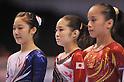 Koko Tsurumi (JPN), JULY 3, 2011 - Artistic Gymnastics : JAPAN CUP 2011, Women's All round competition at Tokyo Metropolitan gymnasium, Tokyo, Japan. .(Photo by Atsushi Tomura/AFLO SPORT) [1035].